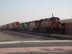 BNSF 7513 West